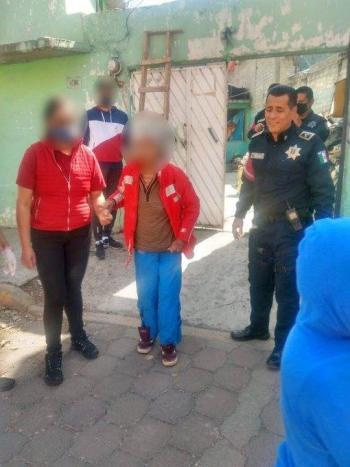 Abuelita de 80 años abandonada a su suerte en Ecatepec