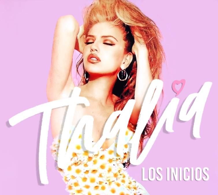 """Thalía al frente de ventas digitales con su colección """"Thalía: los inicios"""""""