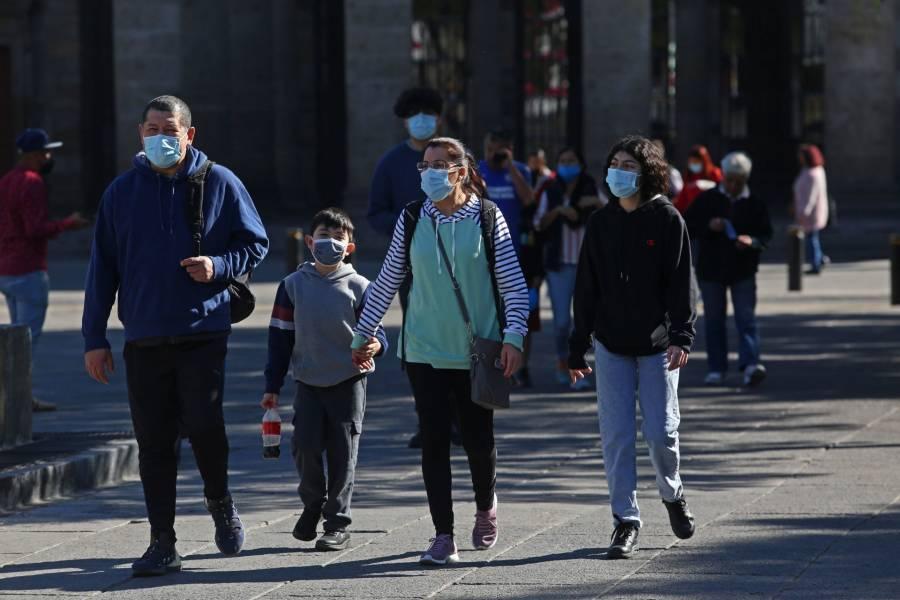 De 1 a 3 grados, así estará el clima en alcaldías de la Ciudad de México