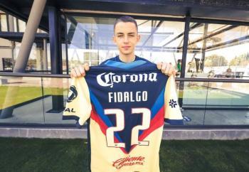 Álvaro Fidalgo no pondrá excusas para su rendimiento en el América