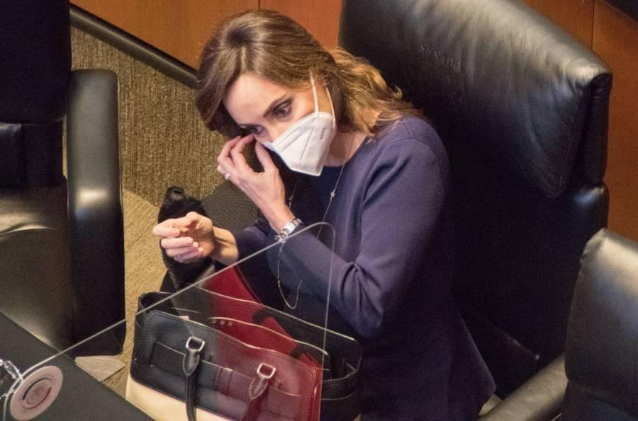 Sánchez Cordero indica sobre Lilly Téllez que fuero no es defensa ante delitos