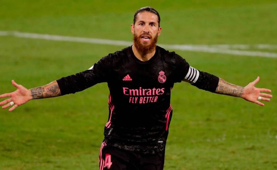 Sergio Ramos se reincorpora a los entrenamientos del Real Madrid