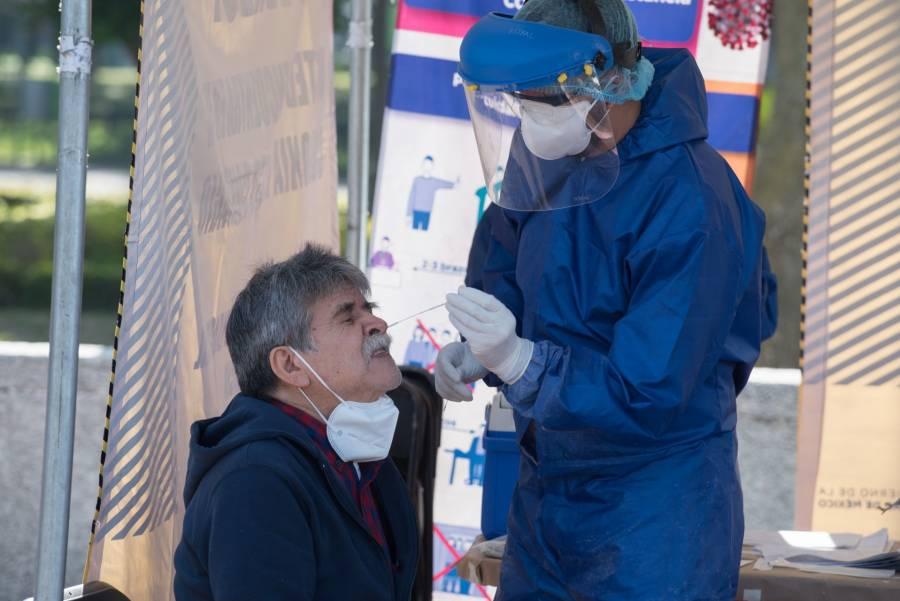 México reporta 2 millones 082 mil 399 casos estimados de COVID-19 y 161 mil 240 fallecidos