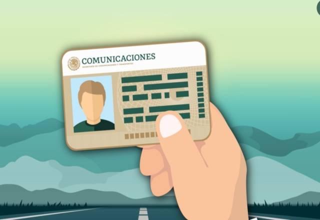 Prepara SCT emisión de licencia federal digital