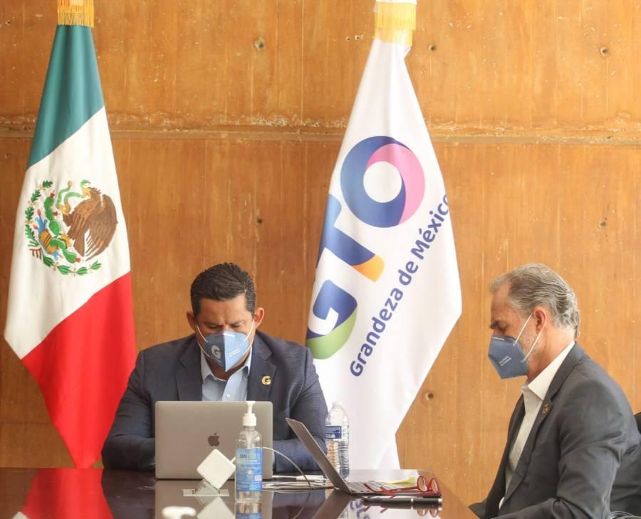 Rinde protesta el Consejo Consultivo Turístico del Estado de Guanajuato (COTUEG)