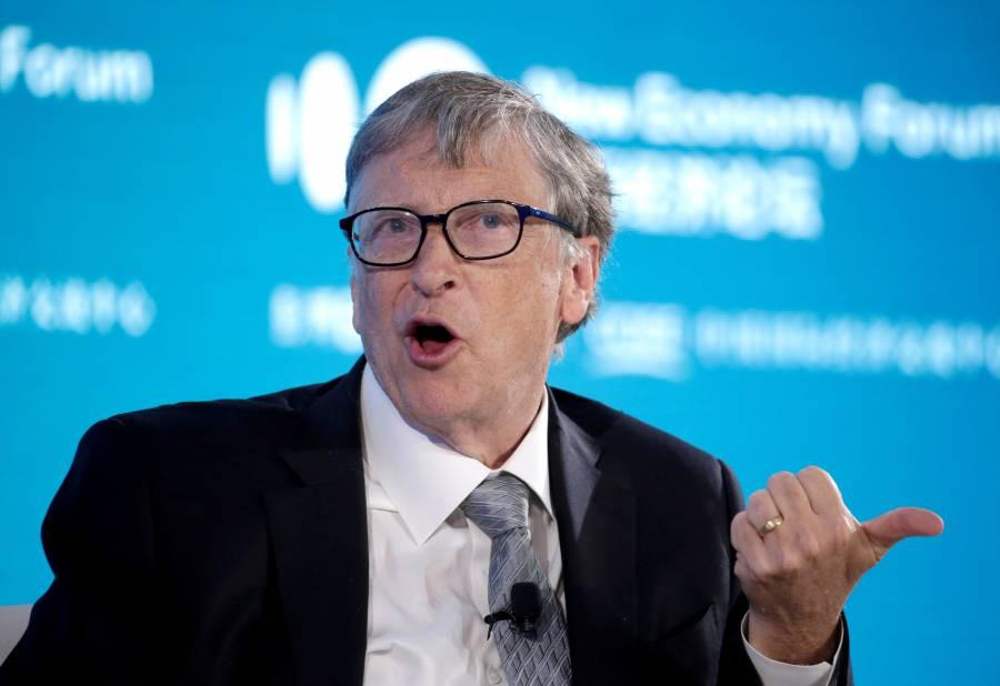 Bill Gates propone un