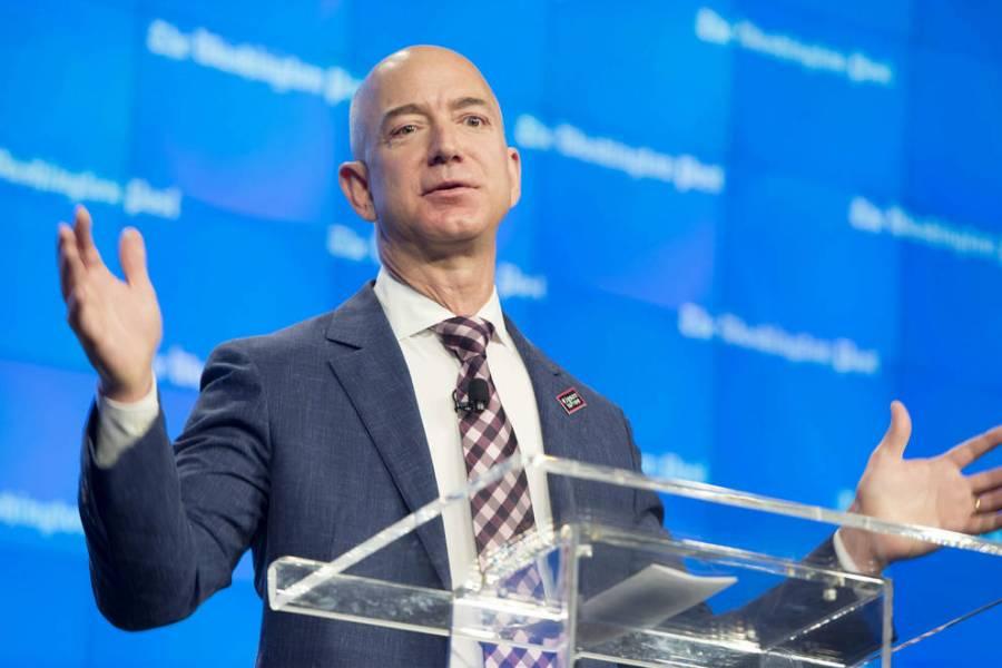 Jeff Bezos cederá su  puesto como CEO de Amazon