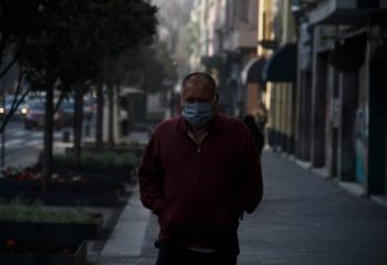 Activan Alerta Amarilla por bajas temperaturas en siete alcaldías de la CDMX