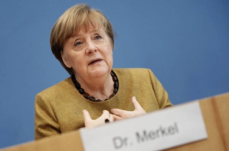 Vacuna Sputnik V se podría aplicar en Alemania: Angela Merkel