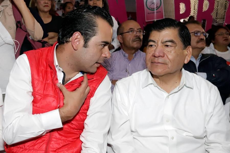 Detiene FGR a ex gobernador de Puebla Mario Marín.