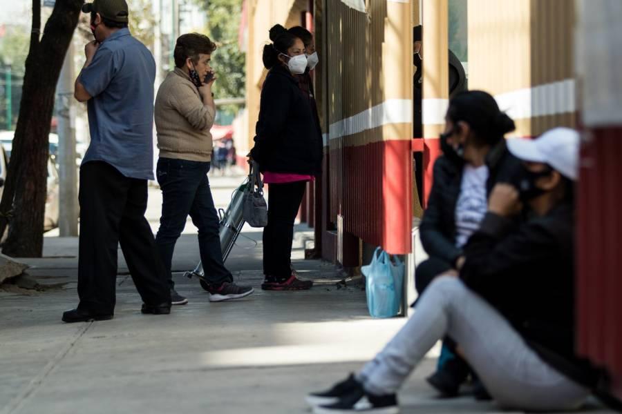 México reporta 2 millones 96 mil 374 casos estimados de Covid-19 y 162 mil 922 fallecidos