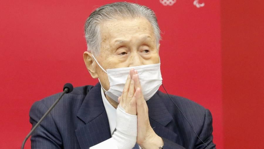 Jefe de Juegos Olímpicos de Tokio se retracta de comentarios sexistas