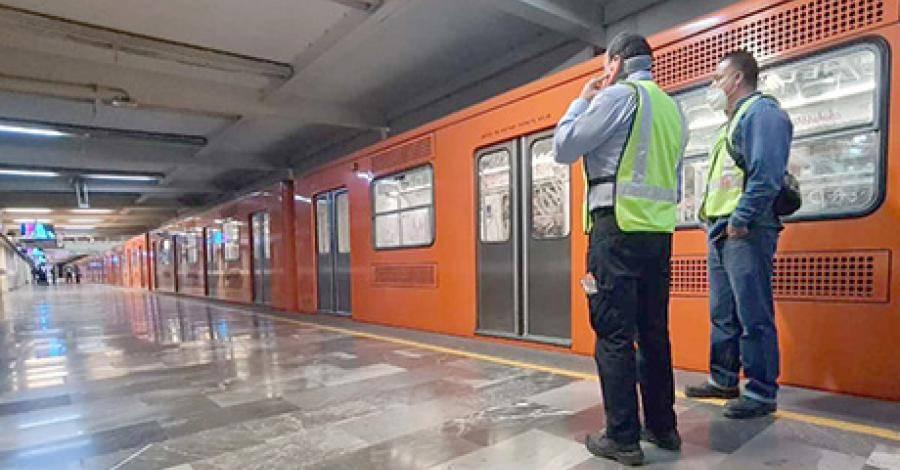 Tras suspensión en Línea 1 y 3 del Metro, se reanudó el servicio