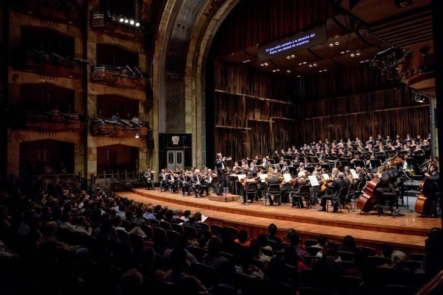 Ópera de Bellas Artes transmitirá Turandot, obra monumental de Giacomo Puccini