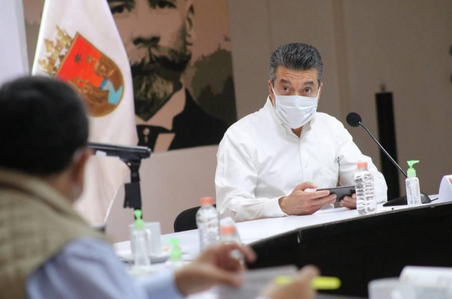 Gobernador de Chiapas recomienda solicitar atención inmediata ante síntomas de COVID-19
