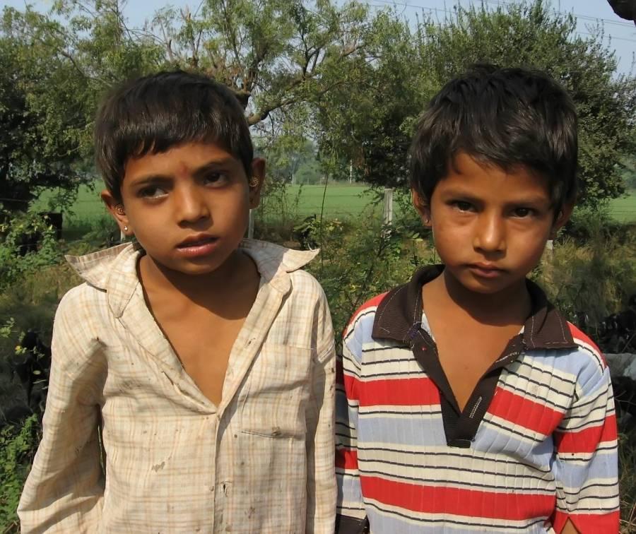 Niños indios podrían tener anticuerpos COVID