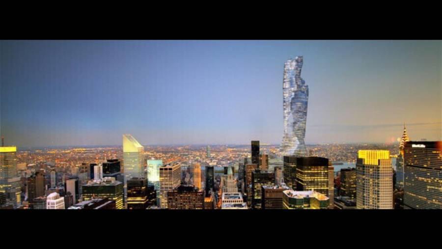 Este será el rascacielos ecológico más alto del mundo