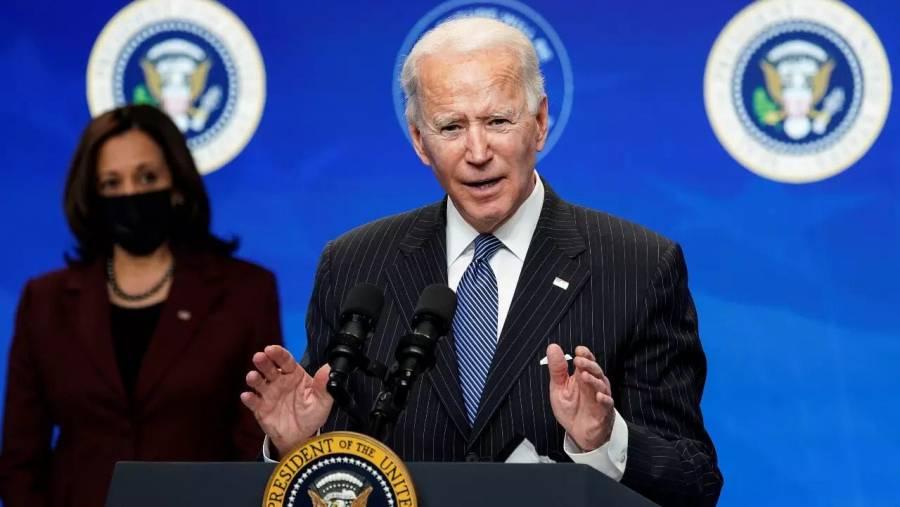 La diplomacia está de regreso en Estados Unidos: Joe Biden