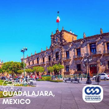Los Gay Games podrían llevarse a cabo en Guadalajara