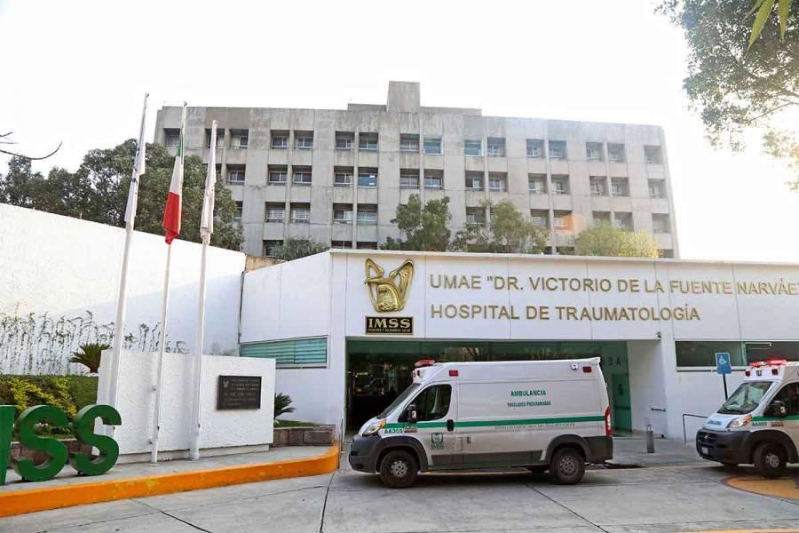 Fiscalía CDMX indaga muerte de hombre afuera de Hospital Magdalena de las Salinas