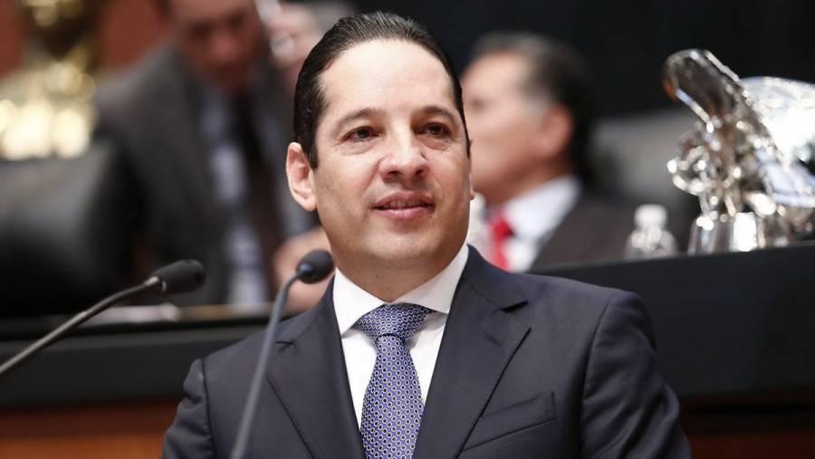 Francisco Domínguez, gobernador de Querétaro, llama a un acuerdo nacional ante el COVID-19