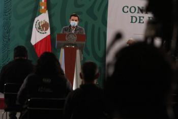 Zoe Robledo: IMSS no ha suspendido servicios de otras enfermedades