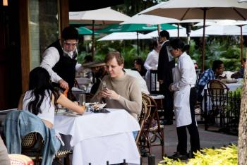 Amplían horarios de restaurantes en la CDMX hasta las 21:00 horas