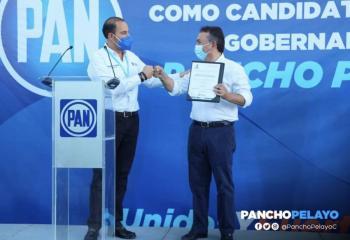 GOAN ve a Francisco Pelayo triunfando con acción nacional en BCS