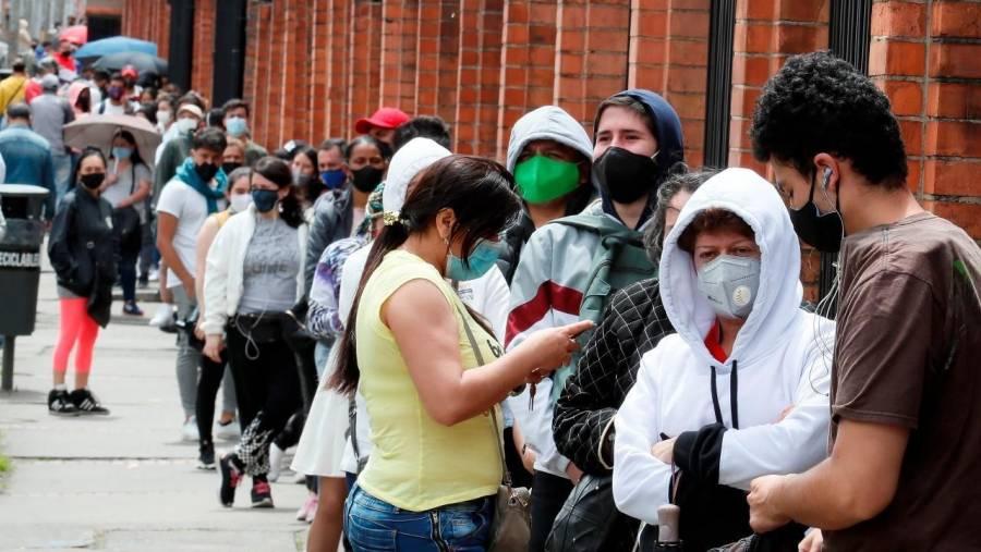 México suma otras 1,496 muertes por Covid19 y rebasa las 165,000