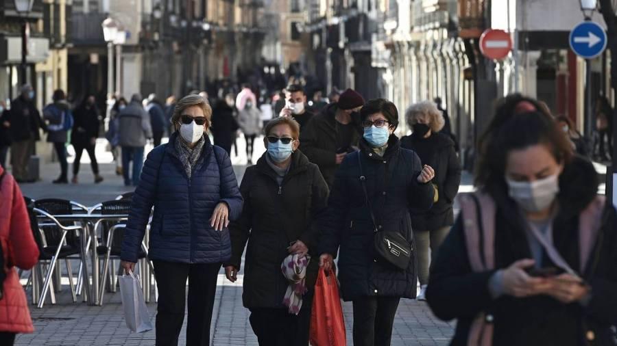 Madrid detecta su primer caso de la variante brasileña de coronavirus