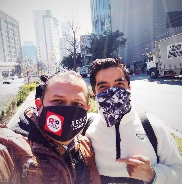 Fujiwara y de Antuñano, llaman a consolidar a RSP en la CDMX
