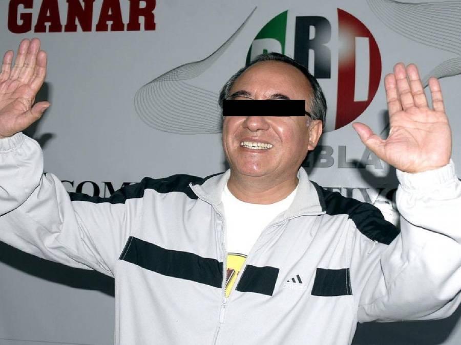 Detienen a exsecretario de Gobernación de Mario Marín