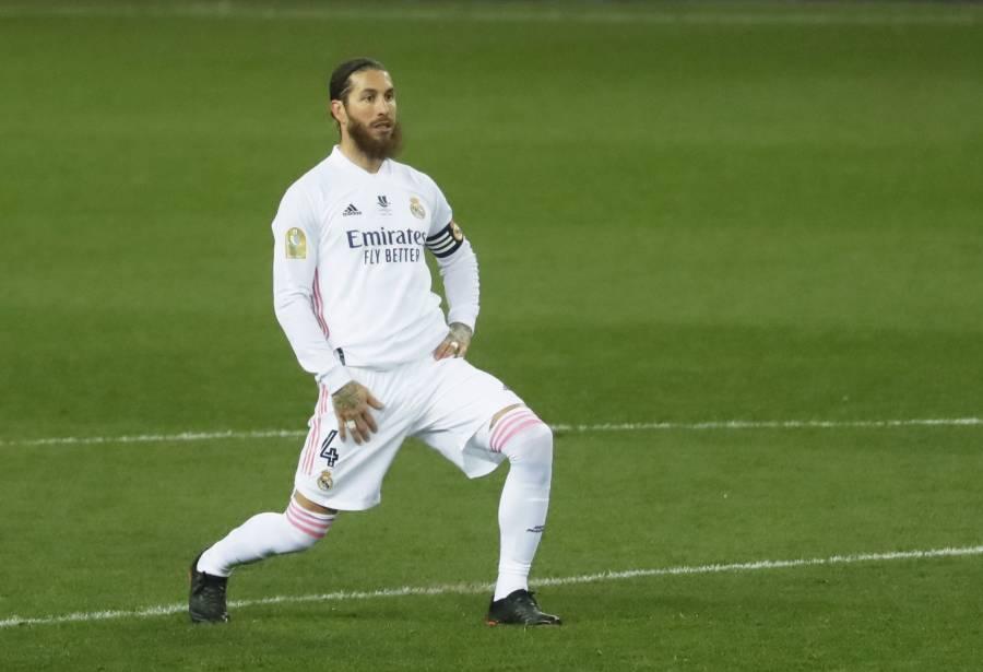 Real Madrid pierde a Sergio Ramos por dos meses