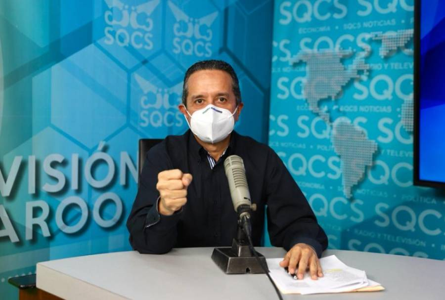 Llama gobernador de Quintana Roo a la responsabilidad para alcanzar semáforo amarillo