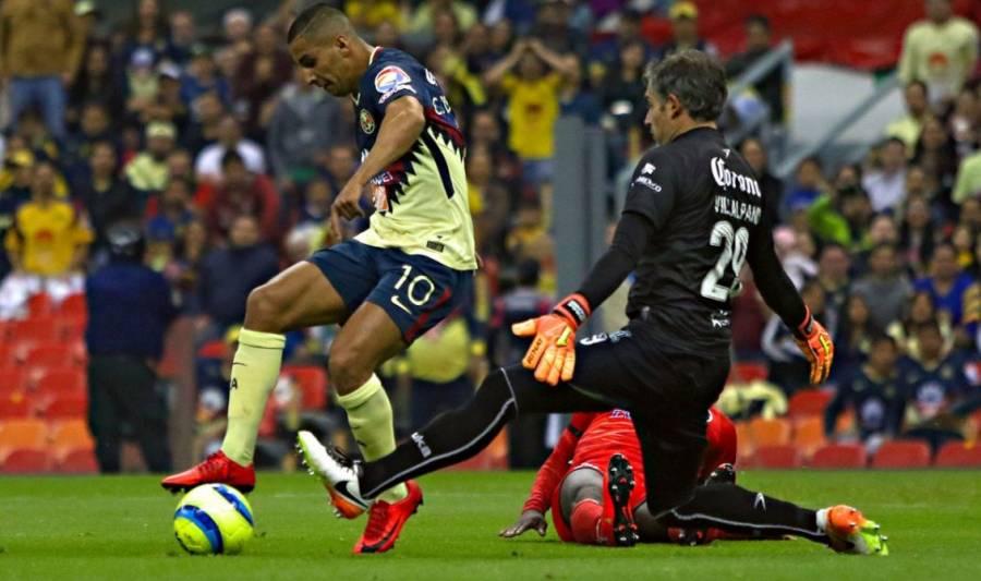 América y Monterrey comparten liderato del torneo Guard1anes