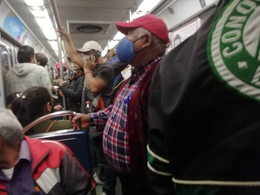 Historias en el Metro: Regreso sin gloria