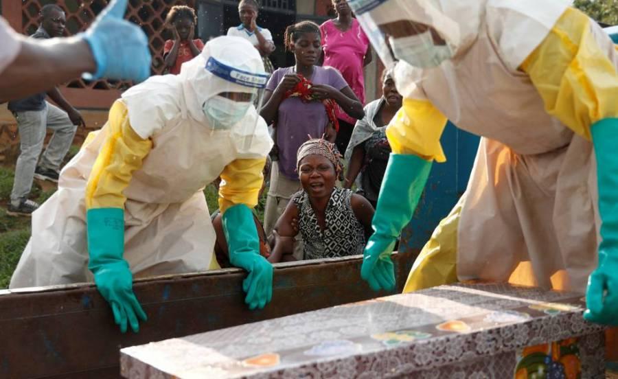 Detectan nuevo caso de ébola en este del Congo