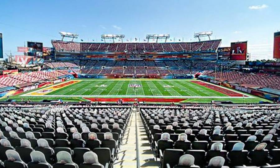 Ofrece NFL a Joe Biden que 30 de sus estadios sean centros de vacunación