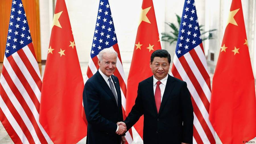 La relación con China no tiene por qué ser conflictiva: Joe Biden