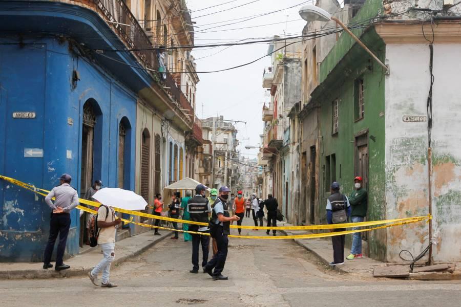 Cuba reporta caso de COVID-19 en un mexicano