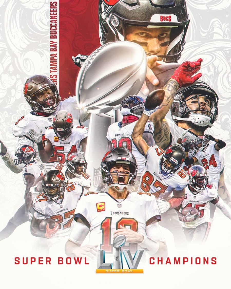 Bucaneros se llevan el Super Bowl