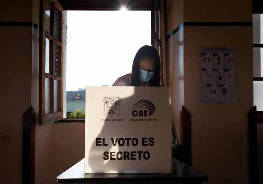 Este domingo, Ecuador elige a su nuevo presidente