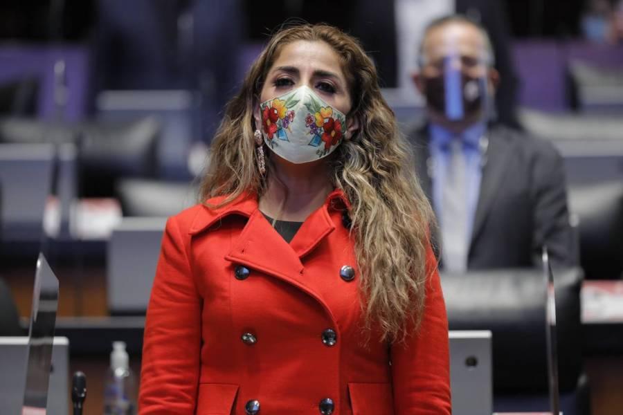 Busca senadora Villegas presidencia municipal de Cancún