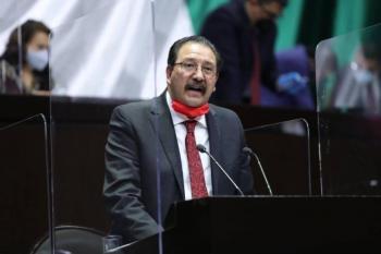 Reginaldo Sandoval, lamenta persecución política en contra de Mauricio Toledo