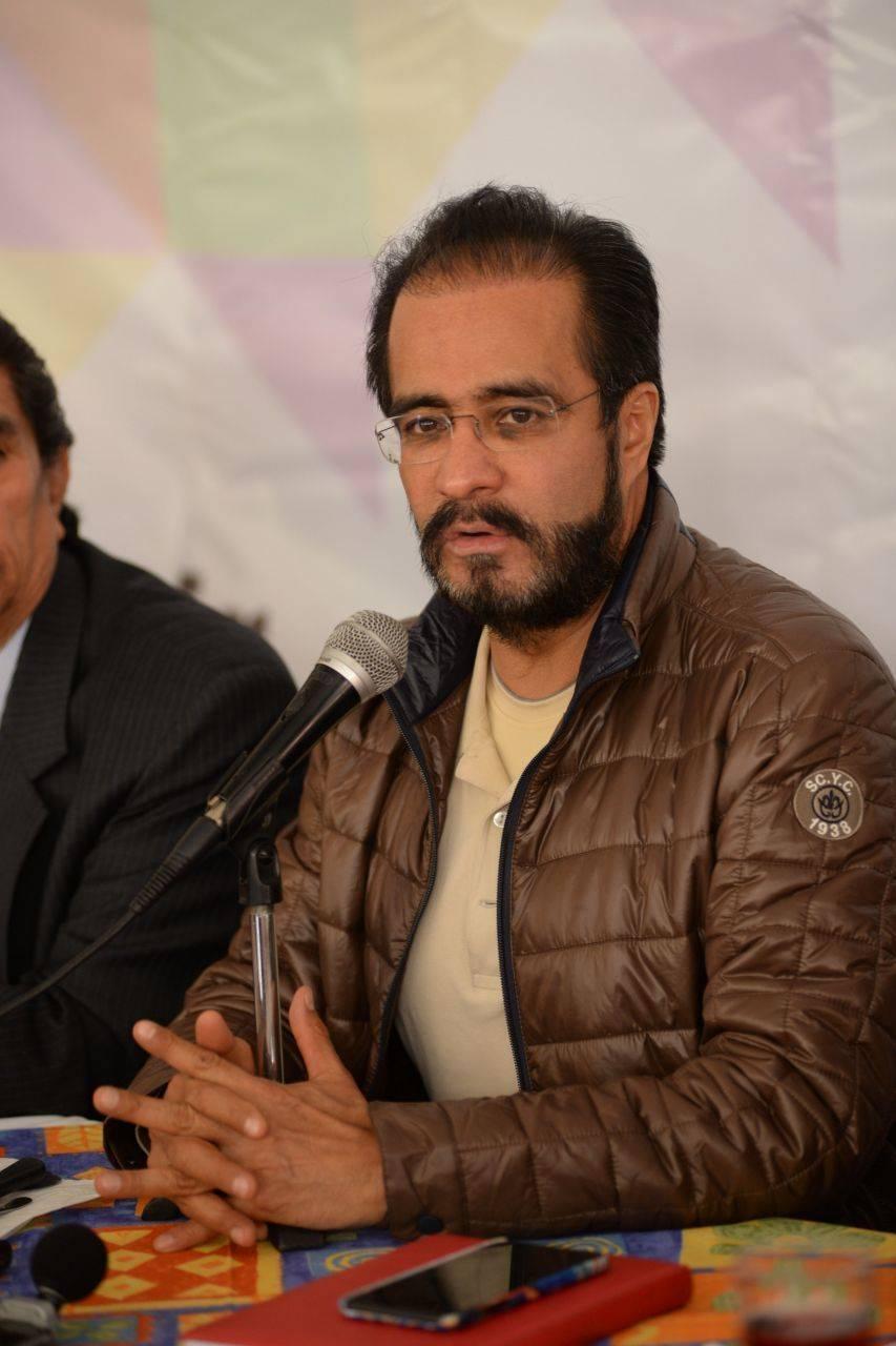 UIF no investiga a René Bejarano, asegura Santiago Nieto