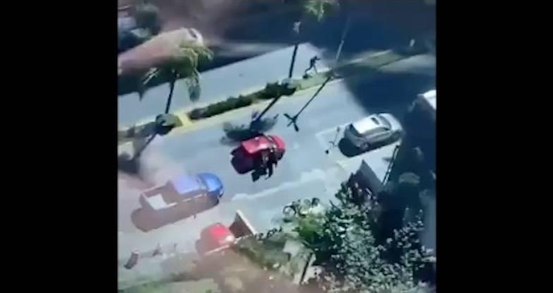 Tras intento de secuestro se registra balacera en Zapopan