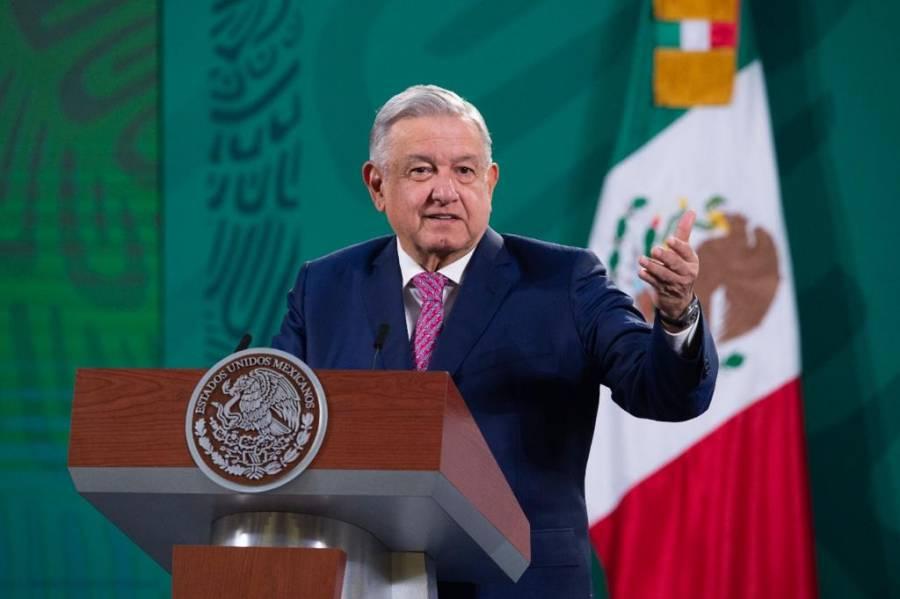 López Obrador asegura que pandemia sigue politizándose