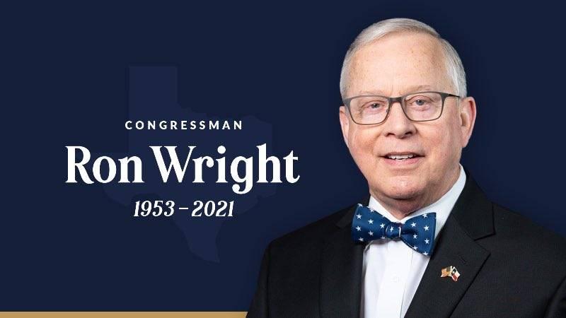 Muere primer congresista de EE. UU. por Covid