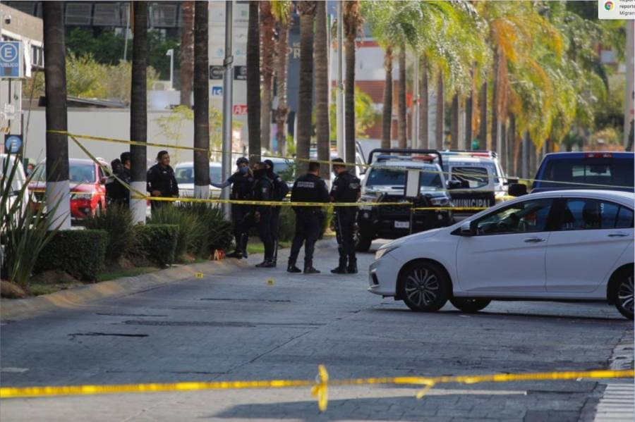 Fiscalía de Jalisco reporta un agresor muerto tras balacera en Zapopan
