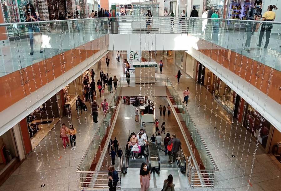 Retomarán actividades 601 tiendas departamentales y centros comerciales: Sedeco